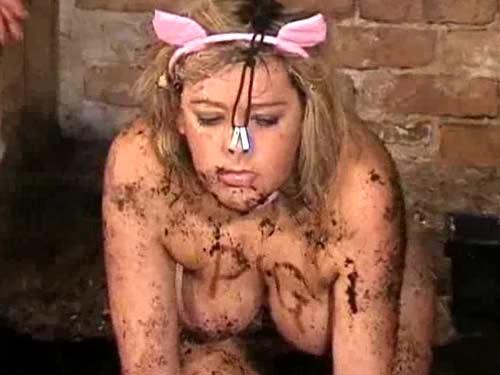 девушка и свинья порно: